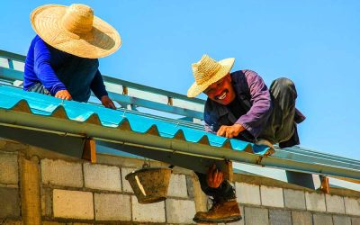 Why you should rely on roof contractor for repairs instead of doing it yourself.